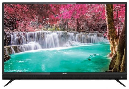 Фото - Телевизор BBK 55LEX-8161/UTS2C черный телевизор bbk 50lex 8161 uts2c черный