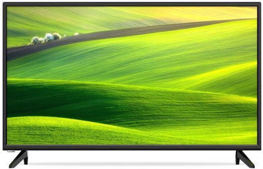 """Телевизор LED Erisson 42"""" 42FLX9000T2 черный/FULL HD/50Hz/DVB-T/DVB-T2/DVB-C/DVB-S2/USB/WiFi/Smart TV (RUS) цена и фото"""