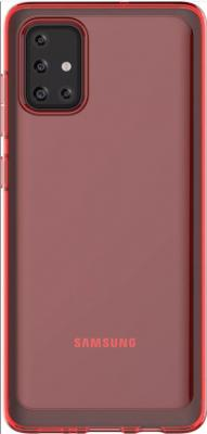 Чехол (клип-кейс) Samsung для Samsung Galaxy A71 araree A cover красный (GP-FPA715KDARR)