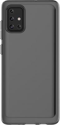 Чехол (клип-кейс) Samsung для Samsung Galaxy A71 araree A cover черный (GP-FPA715KDABR)