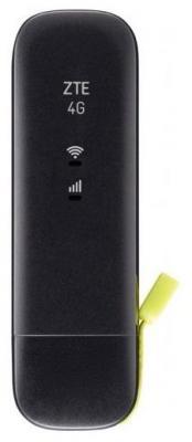 Модем 2G/3G/4G ZTE MF79RU micro USB Wi-Fi Firewall +Router внешний черный  - купить со скидкой