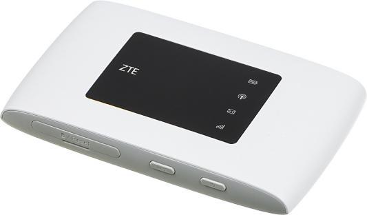 Модем 2G/3G/4G ZTE MF920RU USB Wi-Fi VPN Firewall +Router внешний белый