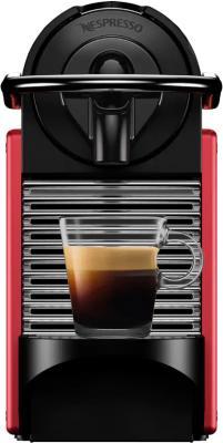 Кофемашина DeLonghi EN124.R красный