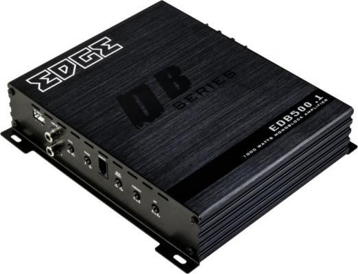 Усилитель автомобильный Edge EDB500.1-E9 одноканальный