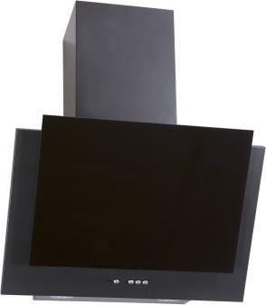 Фото - Вытяжка каминная Elikor Рубин 60П-650-К3Д черный управление: кнопочное (1 мотор) каминная вытяжка elikor рубин s4 60 антрацит