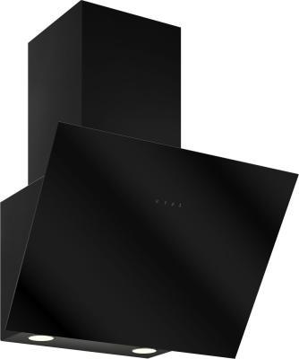 Фото - Вытяжка каминная Elikor Антрацит 60П-650-Е3Д черный управление: сенсорное (1 мотор) каминная вытяжка elikor рубин s4 60 антрацит