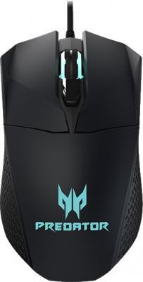Мышь проводная Acer Predator Cestus 300 NP.MCE11.007 Black Оптическая 5000 dpi
