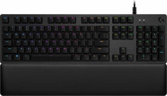 Клавиатура проводная Logitech Gaming Keyboard G513 USB черный