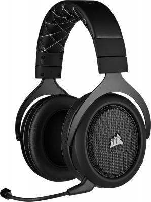 Фото - Игровая гарнитура Corsair Gaming™ HS70 PRO WIRELESS Gaming Headset, Carbon компьютерная гарнитура corsair hs50 pro stereo gaming headset черный матовый