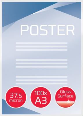 Фото - Пленка для ламинирования GBC 75мкм A3 (200шт) глянцевая 426x303мм 3745104 плакат a3 29 7x42 printio закон и порядок
