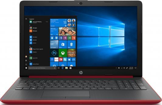 """Ноутбук 15.6"""" FHD HP 15-db1152ur/s red (AMD Ryzen 3 3200U/4Gb/256Gb SSD/noDVD/Vega 3/W10) (9MH11EA) цена и фото"""