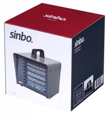 Тепловая пушка Sinbo SFH 6922 2000 Вт термостат ручка для переноски керамический нагреватель серый