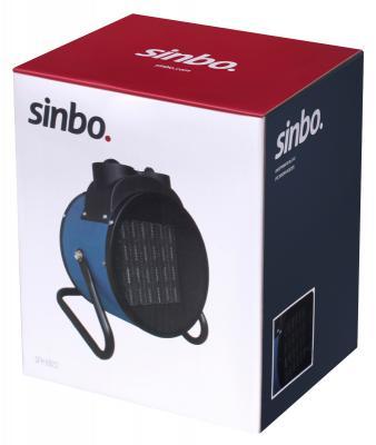 Тепловая пушка Sinbo SFH 6923 2000 Вт термостат керамический нагреватель синий
