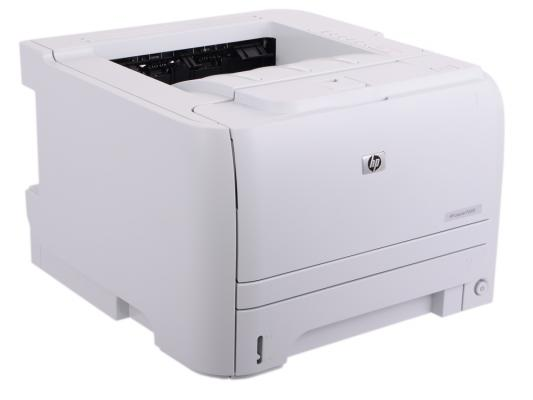 Принтер лазерный HP LaserJet P2035 USB 2.0 LPT (CE461A) принтер лазерный hp laserjet p2035 лазерный цвет белый [ce461a]