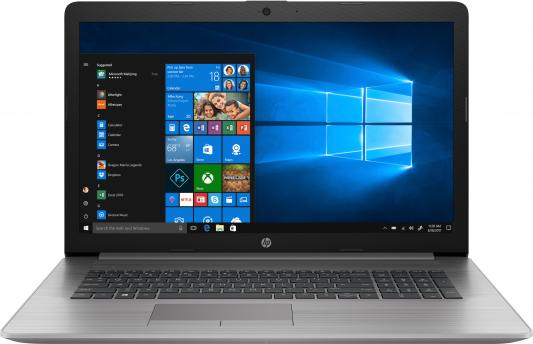 "Ноутбук HP 470 G7 Core i5 10210U/16Gb/SSD512Gb/AMD Radeon 530 2Gb/17.3""/UWVA/FHD/Windows 10 Professional 64/silver/WiFi/BT/Cam"
