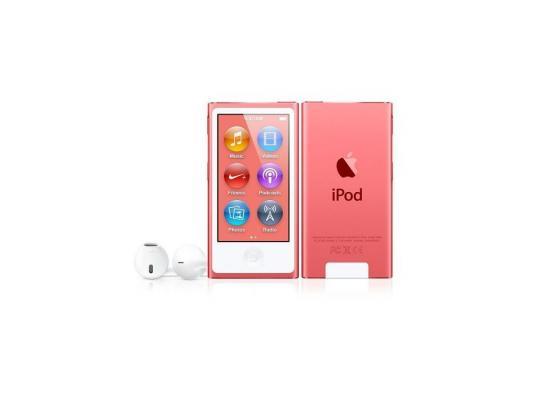 Плеер Apple iPod nano 16GB Pink (MD475QB/A)