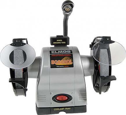 Станок заточный Elmos BG 800DLC 200 мм