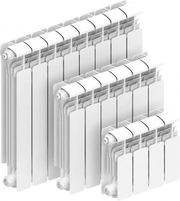 Радиатор RIFAR Alum 200 х 8 сек биметаллический радиатор rifar рифар b 500 нп 10 сек лев кол во секций 10 мощность вт 2040 подключение левое