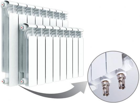 Радиатор RIFAR Alum 350 х10 сек VL собранный
