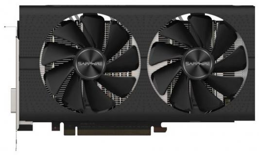 Видеокарта Sapphire PCI-E 11265-67-20G PULSE RX 580 8G OC AMD Radeon RX 580 8192Mb 256bit GDDR5 1366/8000/HDMIx1/DPx1/HDCP Ret цена и фото