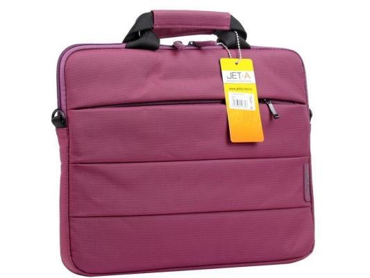 "Сумка для ноутбука 13,4"" Jet.A LB13-25 Purple"