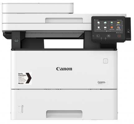 Фото - МФУ лазерный Canon i-Sensys MF543x (3513C019) A4 Duplex WiFi белый/черный мфу canon i sensys mf744cdw копир цветной принтер сканер dadf duplex 27стр мин 1200x1200dpi fax wifi lan a4 замена mf734cdw