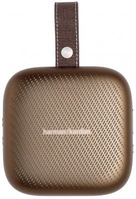 Колонка порт. Harman Kardon Neo коричневый 3W 1.0 BT 1000mAh (HKNEOBRN)