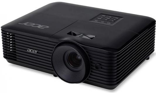 Фото - Проектор Acer X138WHP 1280x800 4000 люмен 20000:1 черный (MR.JR911.00Y) проектор acer x128hp 1024x768 4000 люмен 20000 1 черный mr jr811 00y