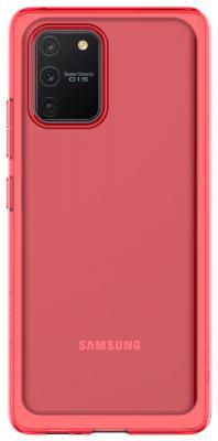 Фото - Чехол (клип-кейс) Samsung для Samsung Galaxy S10 Lite araree S cover красный (GP-FPG770KDARR) чехол клип кейс samsung для samsung galaxy s10 marvel case ironman красный gp g975hifghwb