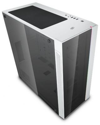 Корпус ATX Deepcool MATREXX 55 V3 ADD-RGB WH Без БП белый