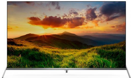 Фото - Телевизор TCL L65P8SUS стальной телевизор tcl l65p8us 65 2019 стальной