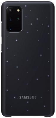 Чехол (клип-кейс) Samsung для Samsung Galaxy S20+ Smart LED Cover черный (EF-KG985CBEGRU) чехол клип кейс gresso smart slim для samsung galaxy s20 красный [gr17sms191]