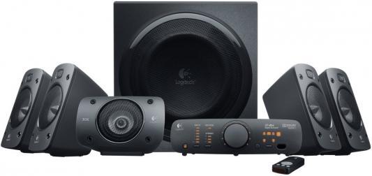 Колонки (980-000468) Logitech Surround Sound Speakers Z906 logitech z906 5 1 980 000468