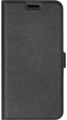 Чехол-книжка для Huawei Mate 30 DF hwFlip-75 Black книжка, искусственная кожа, пластик