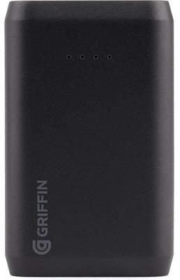 Внешний аккумулятор Griffin Reserve Power Bank, 6000mAh - Black внешний аккумулятор griffin reserve power bank 2500mah pink