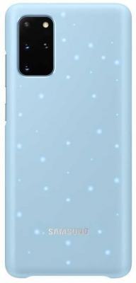 Чехол (клип-кейс) Samsung для Samsung Galaxy S20+ Smart LED Cover голубой (EF-KG985CLEGRU) чехол клип кейс gresso smart slim для samsung galaxy s20 красный [gr17sms191]