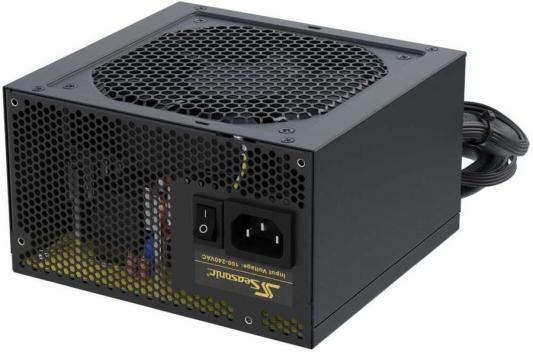 БП ATX 500 Вт Seasonic CORE GC-500 (SSR-500LC) блок питания atx 500 вт seasonic core gc 500 ssr 500lc