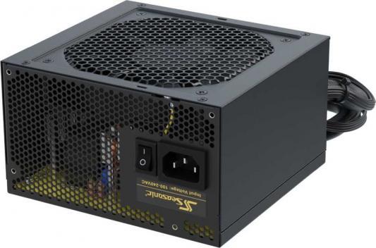Блок питания ATX 500 Вт Seasonic CORE GM-500 SSR-500LM блок питания atx 500 вт seasonic core gm 500 ssr 500lm