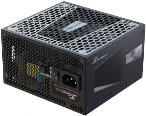 цена на Блок питания Seasonic ATX 650W PRIME PX-650 80+ platinum 24+2x(4+4) pin APFC 135mm fan 14xSATA Cab Manag RTL
