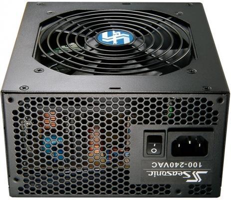 цена на Блок питания Seasonic ATX 620W SS-620GM2 80+ bronze (24+4+4pin) APFC 120mm fan 8xSATA Cab Manag RTL