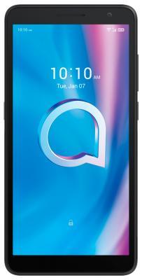 Смартфон Alcatel 1B 5002D 16 Гб черный (5002D-2AALRU12) смартфон alcatel 1b 5002d 2 16gb blue