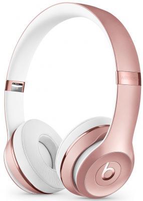 Гарнитура Apple Beats Solo3 розовое золото MX442EE/A гарнитура