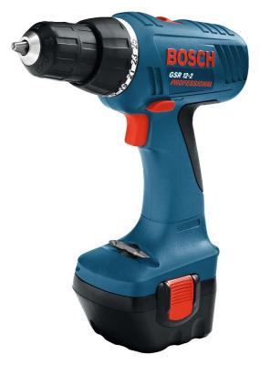 Шуруповерт Bosch GSR 12-2 + набор бит