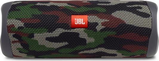 JBL Flip 5 Портативная акустика, камуфляж