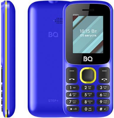BQ 1848 Step+ Blue/Yellow Мобильный телефон цена
