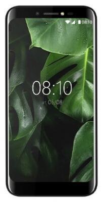 Смартфон BQ 5514L Strike Power 4G 8 Гб черный