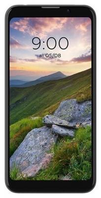 BQ 5535L Strike Power Plus Black Смартфон