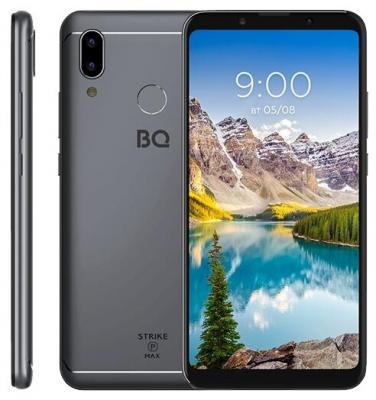 BQ 6035L Strike Power Max Gray Смартфон