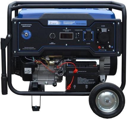 Бензогенератор ТСС SGG 5000EHNA 5 кВт/макс 5.5 кВт, работа 10 ч.