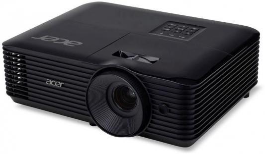 Фото - Проектор Acer X128HP 1024x768 4000 люмен 20000:1 черный (MR.JR811.00Y) проектор optoma x343e 1024x768 3800 люмен 20000 1 черный